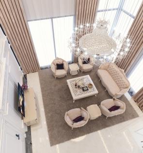 Nội thất penthouses