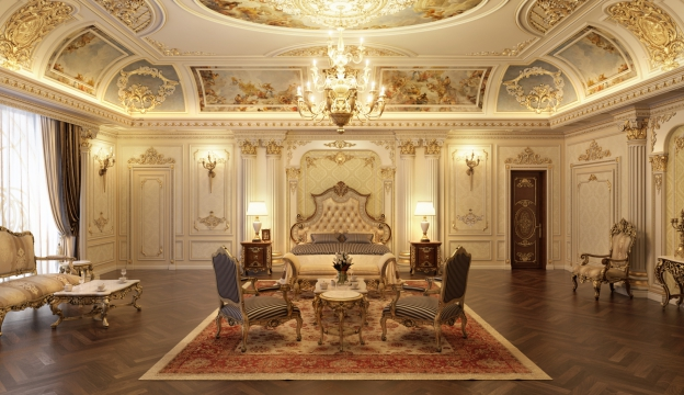 lâu đài - cung điện